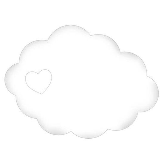 Aplique-Decoupage-Litoarte-APM8-965-em-Papel-e-MDF-8cm-Nuvem-Branca