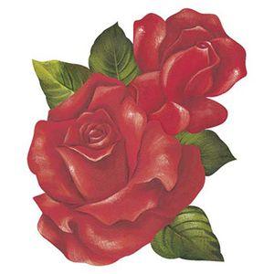 Aplique-Decoupage-Litoarte-APM8-983-em-Papel-e-MDF-8cm-Rosas-Vermelhas