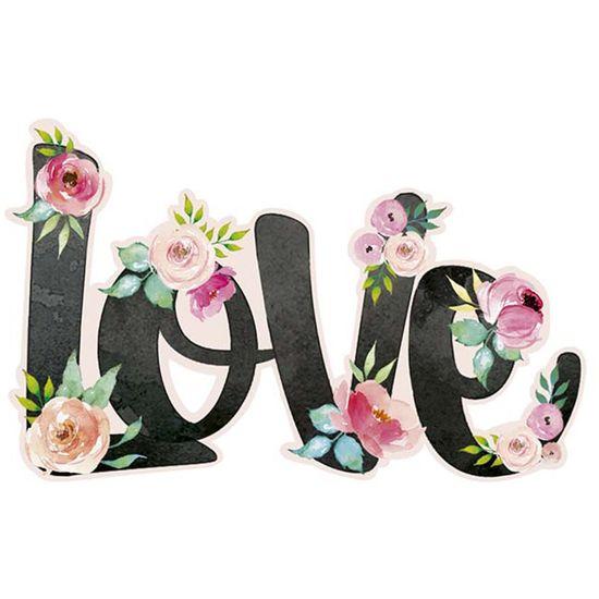 Aplique-Decoupage-Litoarte-APM8-986-em-Papel-e-MDF-8cm-Love-Flores-Aquarela