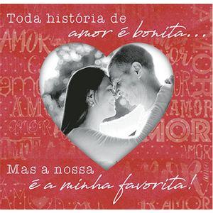 Porta-Retrato-em-MDF-Litoarte-DHPM5-263-165x16cm-Coracao-Historia-de-Amor