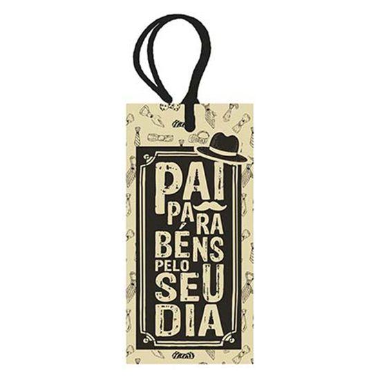 Placa-TAG-MDF-Decorativa-Litoarte-DHT2-073-143x7cm-Pai-Parabens