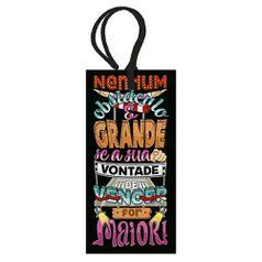 Placa-TAG-MDF-Decorativa-Litoarte-DHT2-085-143x7cm-Nenhum-Obstaculo