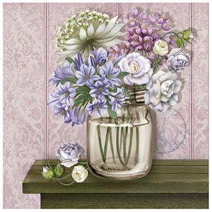 Papel-Decoupage-Arte-Francesa-Litoarte-AFQG-106-307x307cm-Vidro-com-Flores