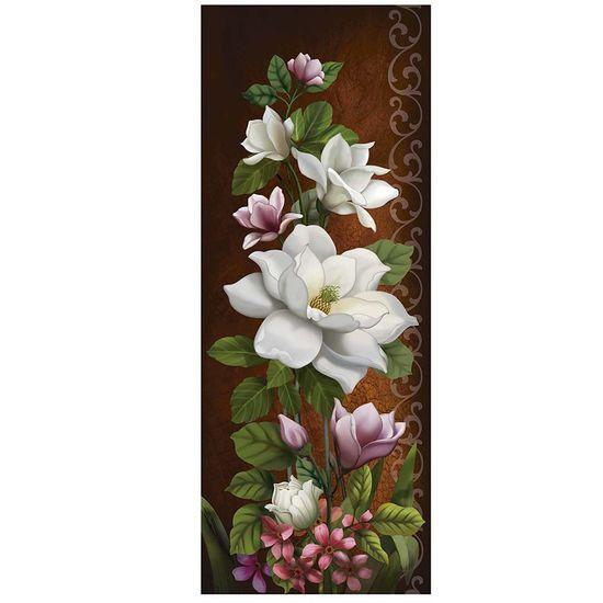 Papel-Decoupage-Arte-Francesa-Litoarte-AFVM-069-17x42cm-Flor-Branca