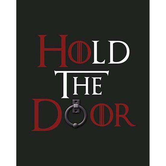 Placa-Decorativa-em-MDF-Litoarte-DHPM-410-24x19cm-Hold-The-Door