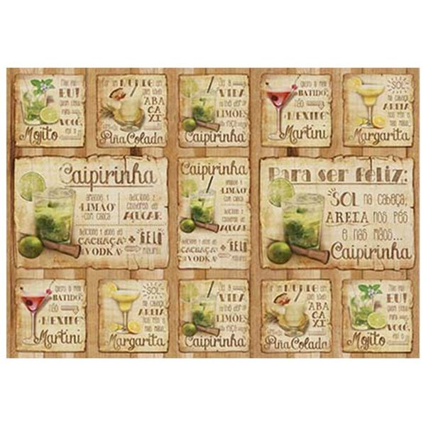 Papel-Decoupage-Litoarte-PD-980-343x49cm-Bebidas-e-Drinks