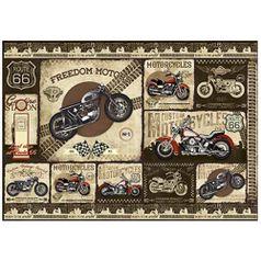 Papel-Decoupage-Litoarte-PD-981-343x49cm-Motocicletas
