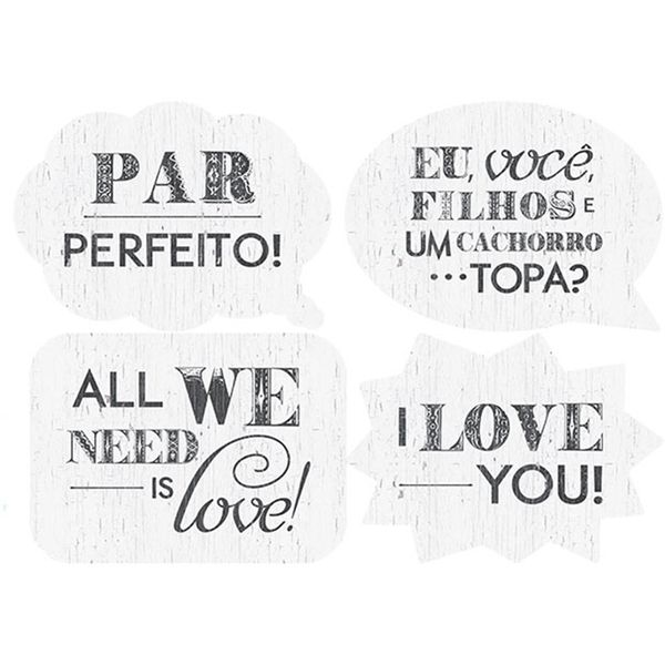 Kit-Linha-Selfie-Litoarte-LLS-003-305x22cm-com-4-Folhas-Diferentes-All-We-Need-is-Love