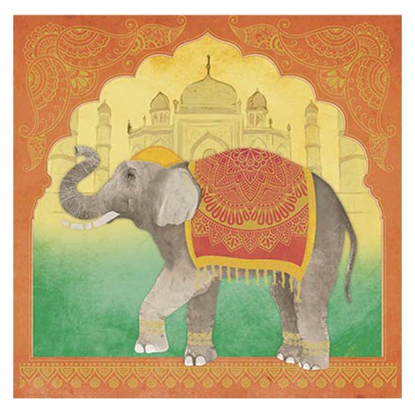 Papel-Scrapbook-Hot-Stamping-Litoarte-SEH-015-305x305cm-Elefante-Indiano