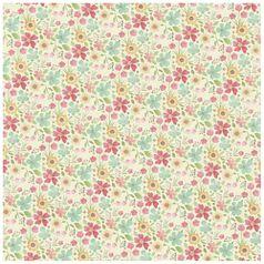 Papel-Scrapbook-com-Gliter-Litoarte-SG-003-305x305cm-Padrao-Flores