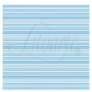 Papel-Scrapbook-Litoarte-305x305cm-SS-041-Listras-Azul