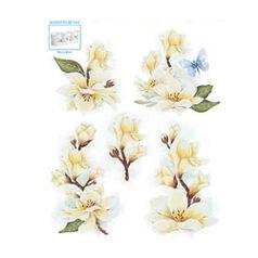 Decalque-Decorativo-Litoarte-DQ1-025-Magnolia-Aquarela-by-Lili-Negrao