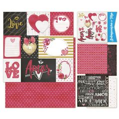 Kit-Papel-Scrap-Decor-Litoarte-KSD-007-305x305cm-6-Folhas-Sortidas-Amor