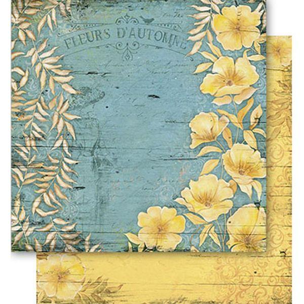 Papel-Scrapbook-Litoarte-SD1-049-305x305cm-Flores-Amarelas-by-Lili-Negrao