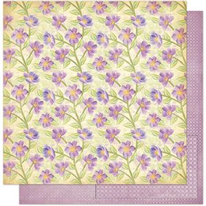 Papel-Scrapbook-Litoarte-SD1-065-305x305cm-Padrao-Flores-Lilas-by-Lili-Negrao