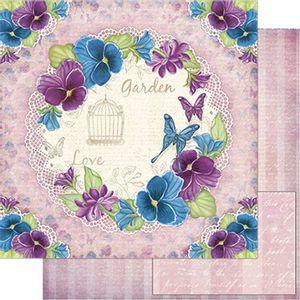 Papel-Scrapbook-Litoarte-SD1-074-305x305cm-Flor-Amor-Perfeito-by-Lili-Negrao