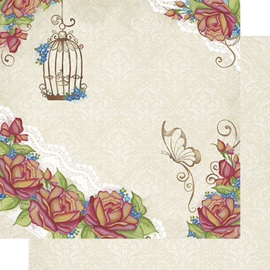 Papel-Scrapbook-Litoarte-SD1-076-305x305cm-Rosas-Fundo-Branco-by-Lili-Negrao