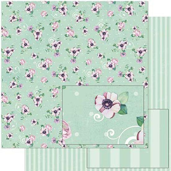 Papel-Scrapbook-Litoarte-SD1-079-305x305cm-Padrao-Peonias-Fundo-Verde-by-Lili-Negrao