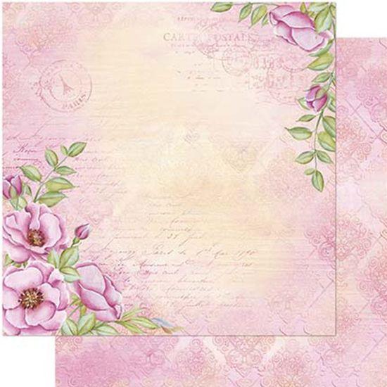 Papel-Scrapbook-Litoarte-SD1-082-305x305cm-Padrao-Rosa-Silvestre-by-Lili-Negrao