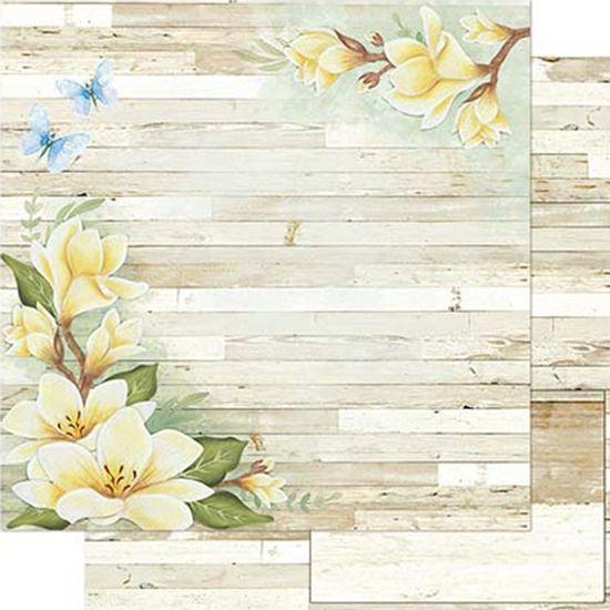 Papel-Scrapbook-Litoarte-SD1-083-305x305cm-Magnolias-Fundo-Madeira-by-Lili-Negrao