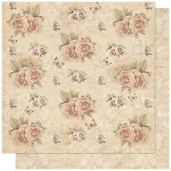 Papel-Scrapbook-Litoarte-SD-599-305x305cm-Rosas-e-Ornamentos