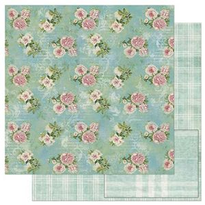 Papel-Scrapbook-Litoarte-SD-800-305x305cm-Estampa-Flores-Tiffany
