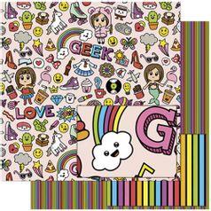 Papel-Scrapbook-Litoarte-SD-769-305x305cm-Elementos-Teen-Feminino