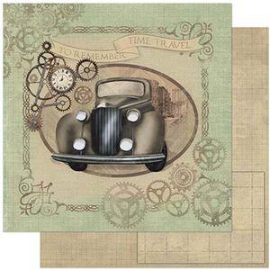 Papel-Scrapbook-Litoarte-SD-782-305x305cm-Carro-Antigo-Engrenagens