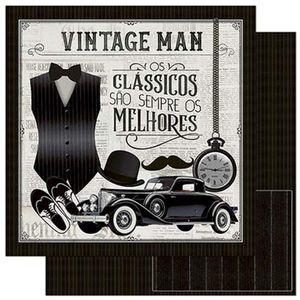 Papel-Scrapbook-Litoarte-SD-788-305x305cm-Vintage-Man