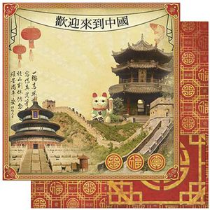 Papel-Scrapbook-Litoarte-SD-794-305x305cm-China-Vintage