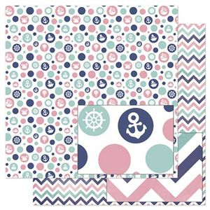 Papel-Scrapbook-Litoarte-305x305cm-SD-828-Poas-Rosas-e-Azuis