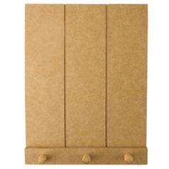 Porta-Chaves-em-MDF-25x195cm-Placa-Riscada-Pallet-e-3-Pitao---Palacio-da-Arte