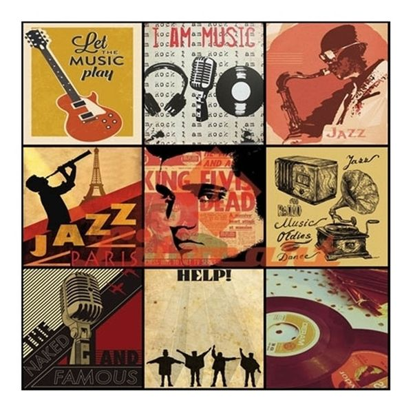 Papel-Scrapbook-Litocart-LSCE-021-305x305cm-I-Am-Music