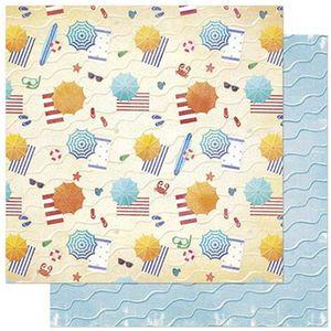 Papel-Scrapbook-Litoarte-305x305cm-SD-877-Padrao-Guarda-Sois