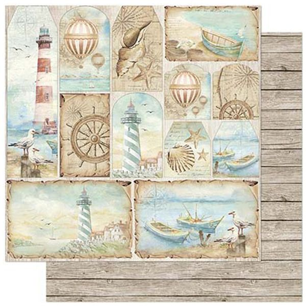 Papel-Scrapbook-Litoarte-305x305cm-SD-887-Naval-Tags