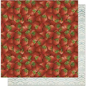 Papel-Scrapbook-Litoarte-SD-570-305x305cm-Morangos-e-Renda