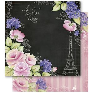 Papel-Scrapbook-Litoarte-SD1-051-305x305cm-Rosas-e-Hortensias-by-Lili-Negrao