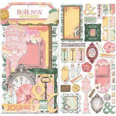 Cartela-de-Recortes-WER167-Sunshine-Bliss-Bo-Bunny-com-41-unidades