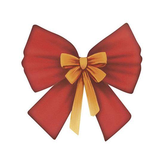 Aplique-Decoupage-Natal-Litoarte-APMN8-131-em-Papel-e-MDF-Laco
