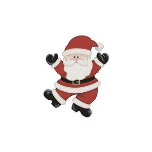 Aplique-Decoupage-Natal-Litoarte-APMN8-135-em-Papel-e-MDF-Papai-Noel