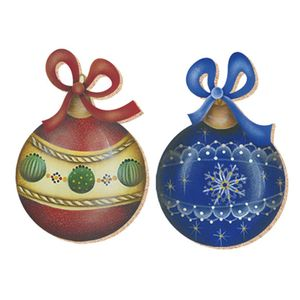 Aplique-Decoupage-Natal-Litoarte-APMN4-001-em-Papel-e-MDF-4cm-Bola-de-Natal