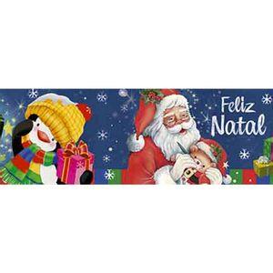 Barra-Adesiva-Litoarte-Natal-BDAN-IV-105-436x4cm-Papai-Noel-Pinguins-e-Presentes