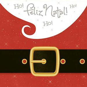 Papel-Decoupage-Adesiva-Litoarte-Natal-DANX-001-10x10cm-Papai-Noel-Cinto-e-Barba