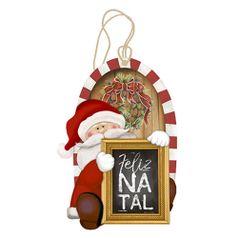 Placa-TAG-MDF-Decorativa-Natal-Litoarte-DHTN-001-15x104cm-Papai-Noel