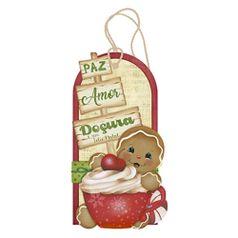 Placa-TAG-MDF-Decorativa-Natal-Litoarte-DHTN-006-146x79cm-Biscoito-Natalino-Gingerbread