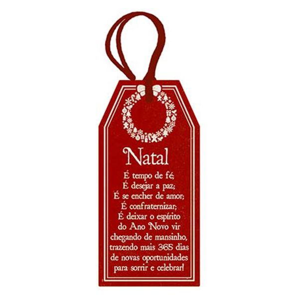 Placa-TAG-MDF-Decorativa-Natal-Litoarte-DHTN-015-143x7cm-Mensagem-Natalina