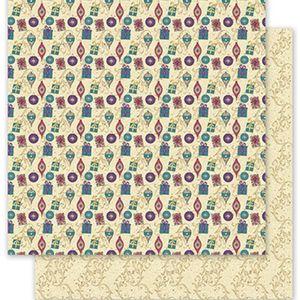 Papel-Scrapbook-Natal-Litoarte-305x305cm-SDN-024-Estampa-de-Presentes