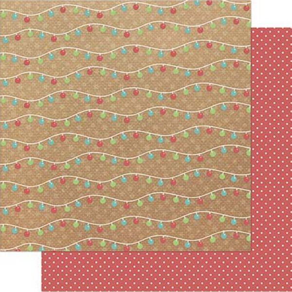 Papel-Scrapbook-Natal-Litoarte-305x305cm-SDN-099-Padrao-Luzinhas