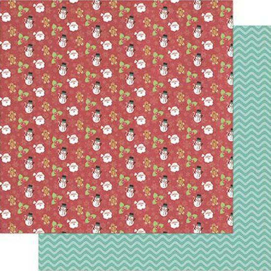 Papel-Scrapbook-Natal-Litoarte-305x305cm-SDN-101-Padrao-Natal