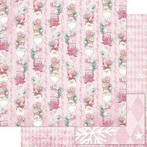 Papel-Scrapbook-Natal-Litoarte-305x305cm-SDN-118-Natal-Shabby-Chic